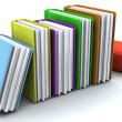 stack of books — Stock Photo