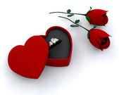 Romance — Zdjęcie stockowe