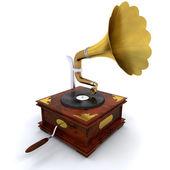 Gramophone — Stock Photo