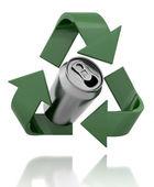 Recycle symbol — Foto de Stock