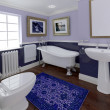 Foto de Stock  : Classic Bathroom Interior