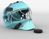 Ishockey utrustning — Stockfoto