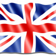 Union Jack — Stock Photo #38396313