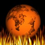 Global warming — Stock Photo #38398083