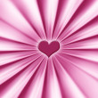 Heart background — Foto de Stock