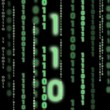 Foto Stock: Binary Code