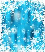 Projekt płatki śniegu — Zdjęcie stockowe