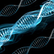 DNA abstract — Stock Photo #38468245