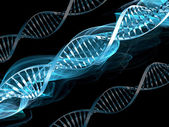 DNA abstract — Stock Photo