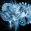 Abstract gears — Stockfoto #38896647