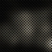 Shiny perforated — Foto Stock