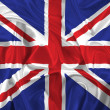Union Jack Flag — Stock fotografie #39434857