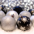Christmas baubles — Stock Photo #39434917