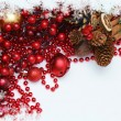 Christmas decorations — Stock Photo #39839707
