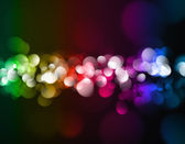 Bokeh light background — Stock Photo