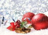 Sfondo Natale — Foto Stock