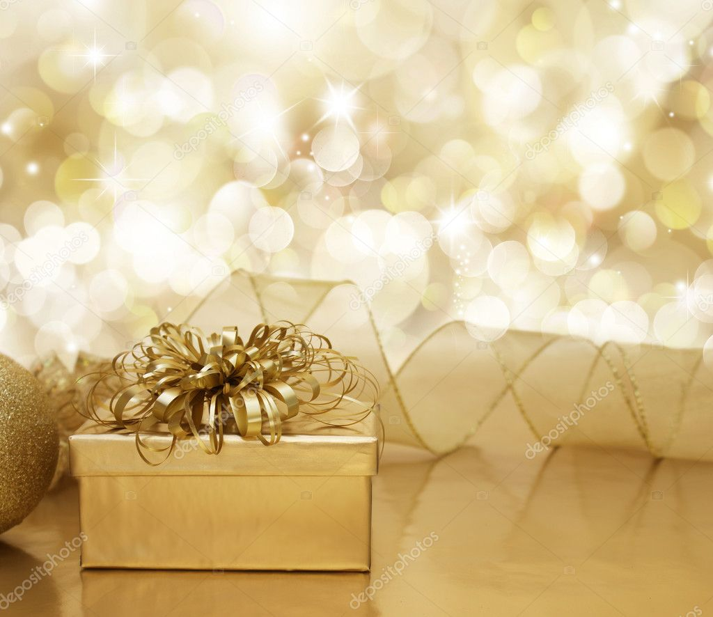 christmas gold background golden - photo #16