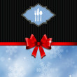 Christmas menu design — Stock Vector #40298913