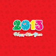 Happy New Year background — Stock Vector #40299775