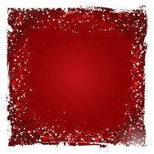 Grunge Valentines Day background — Stock Vector