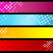 Stock Vector: Abstract backgrounds