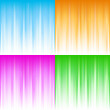 Abstract gradient backgrounds — Stok Vektör #40355491