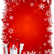 Vector de stock : Christmas gifts 2