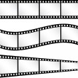 Stock Vector: Filmstrip backgrounds