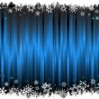 Snowflake background — Stock Vector #40356857