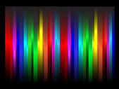 Rainbow abstract — Stock Vector
