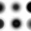 Vetorial Stock : Halftone dots