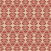 Seamless tile wallpaper — Stock Vector