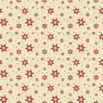 Seamless tile Snowflake background — Stock Vector