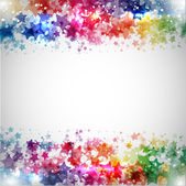 Starry background — Stock Vector