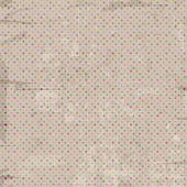 Vintage lunares fondo — Vector de stock