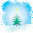 Christmas scene — Vector de stock #41669019