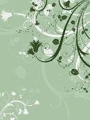 Dekoratif soyut — Stok Vektör