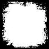 Grunge gränsen — Stockvektor