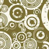 Grunge circle background — Stock Vector