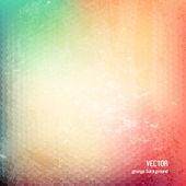 Pastel grunge background — Stock Vector