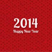 Grunge New Year background — Stockvector