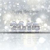 Gelukkig nieuwjaar achtergrond — Stockvector