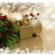 Christmas background — Stock Photo #49533025
