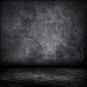 グランジ インテリア — ストック写真