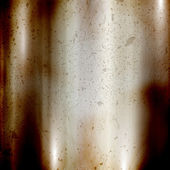 Rusty scratched metal background  — Stock Photo