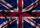 Union Jack flag — Stock Photo