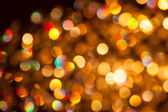 Gold Festive Christmas background. Elegant abstract background w — Photo
