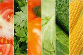Origines des aliments sains — Photo