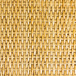 Thai handcraft of bamboo weave pattern — Stock Photo