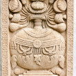 Buddhist stone carving — Stock Photo #31034321